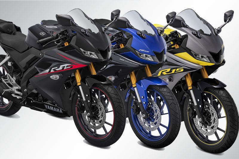 2019 Yamaha Yzf R15 V3 0 With New Colours And Graphics Launched In