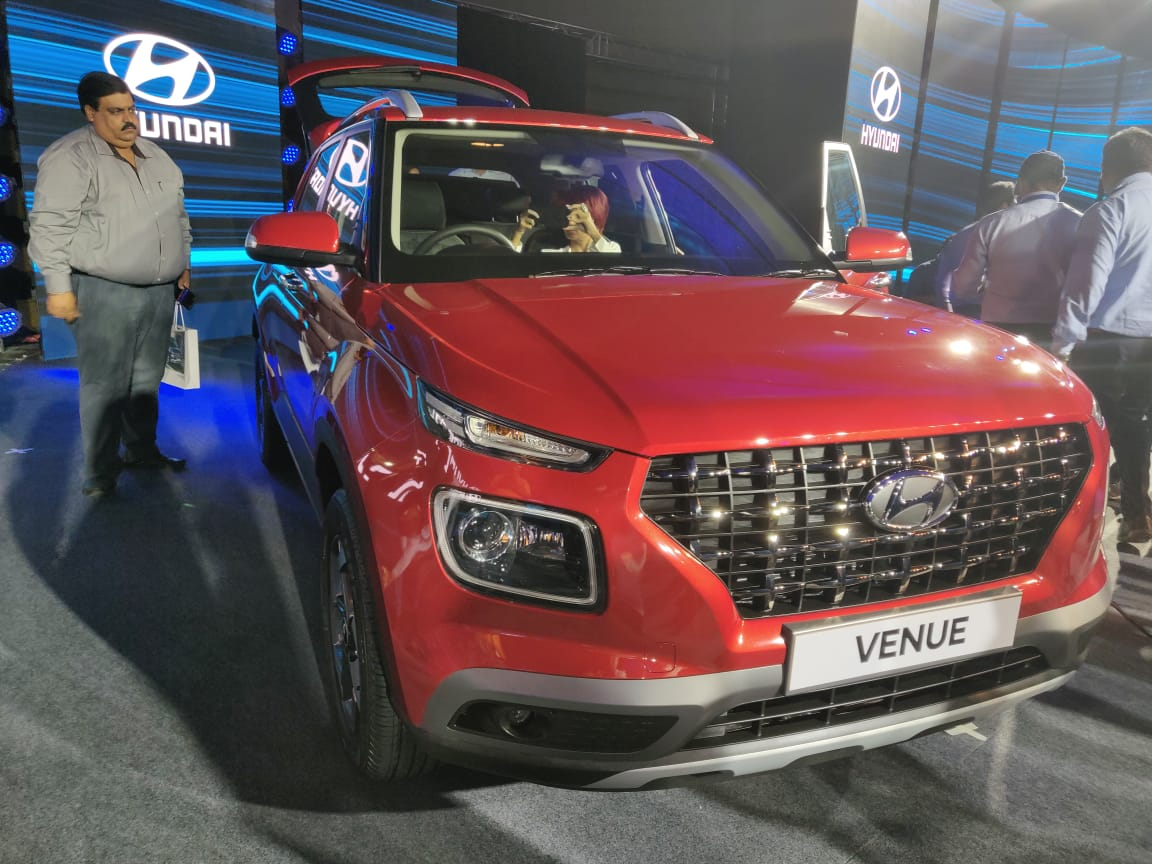 Hyundai Venue Launched In India Priced From Just Inr 6 50 Lakh