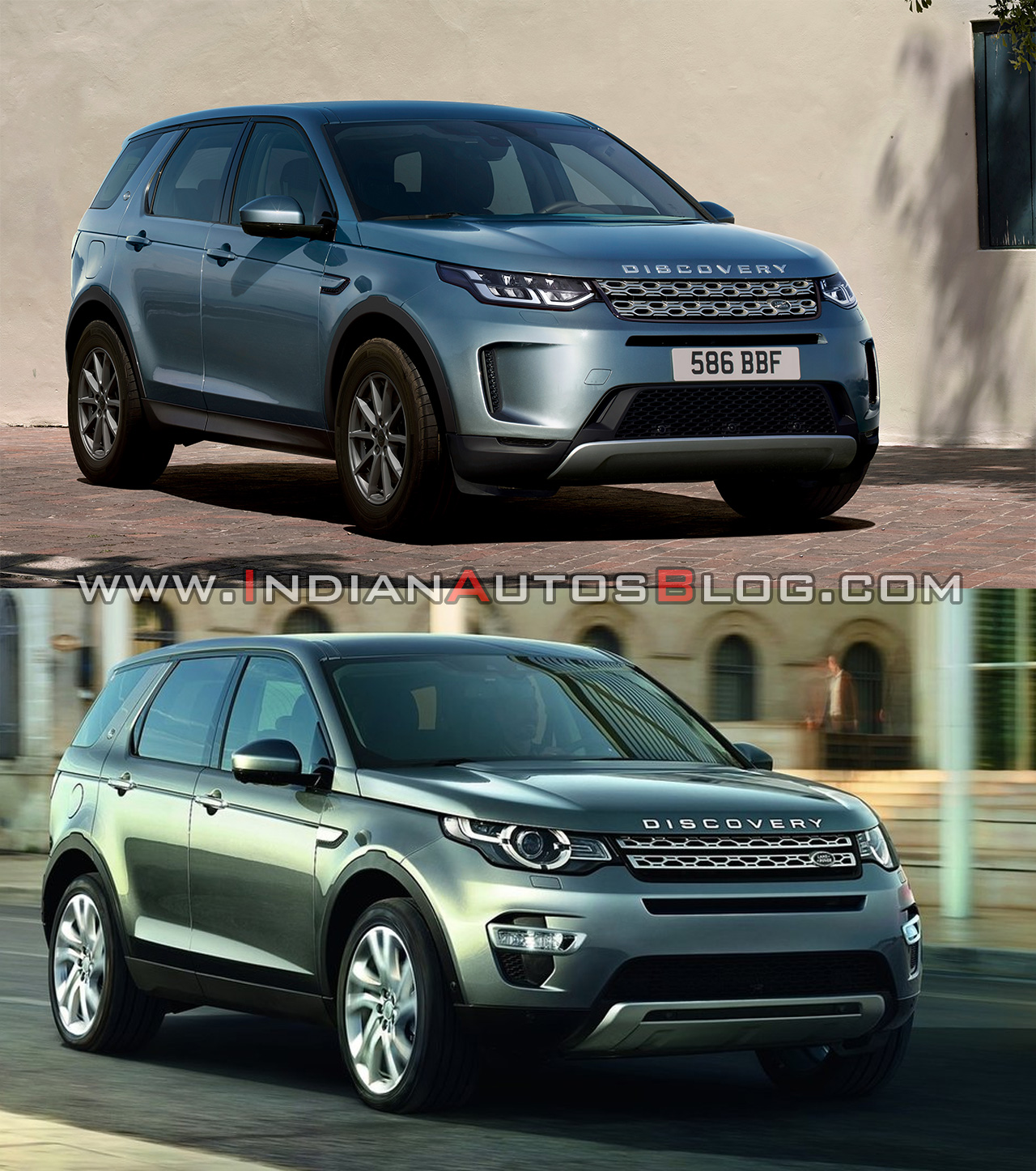 2019 land rover discovery sport vs 2015 land rover. Black Bedroom Furniture Sets. Home Design Ideas
