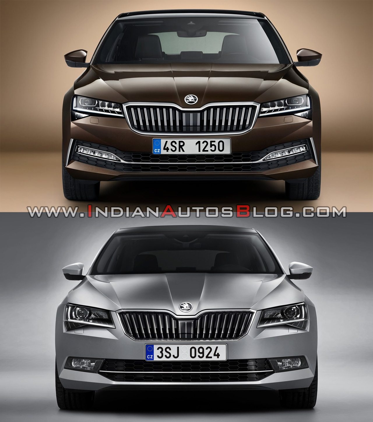 2019 Skoda Superb Vs 2015 Skoda Superb Old Vs New