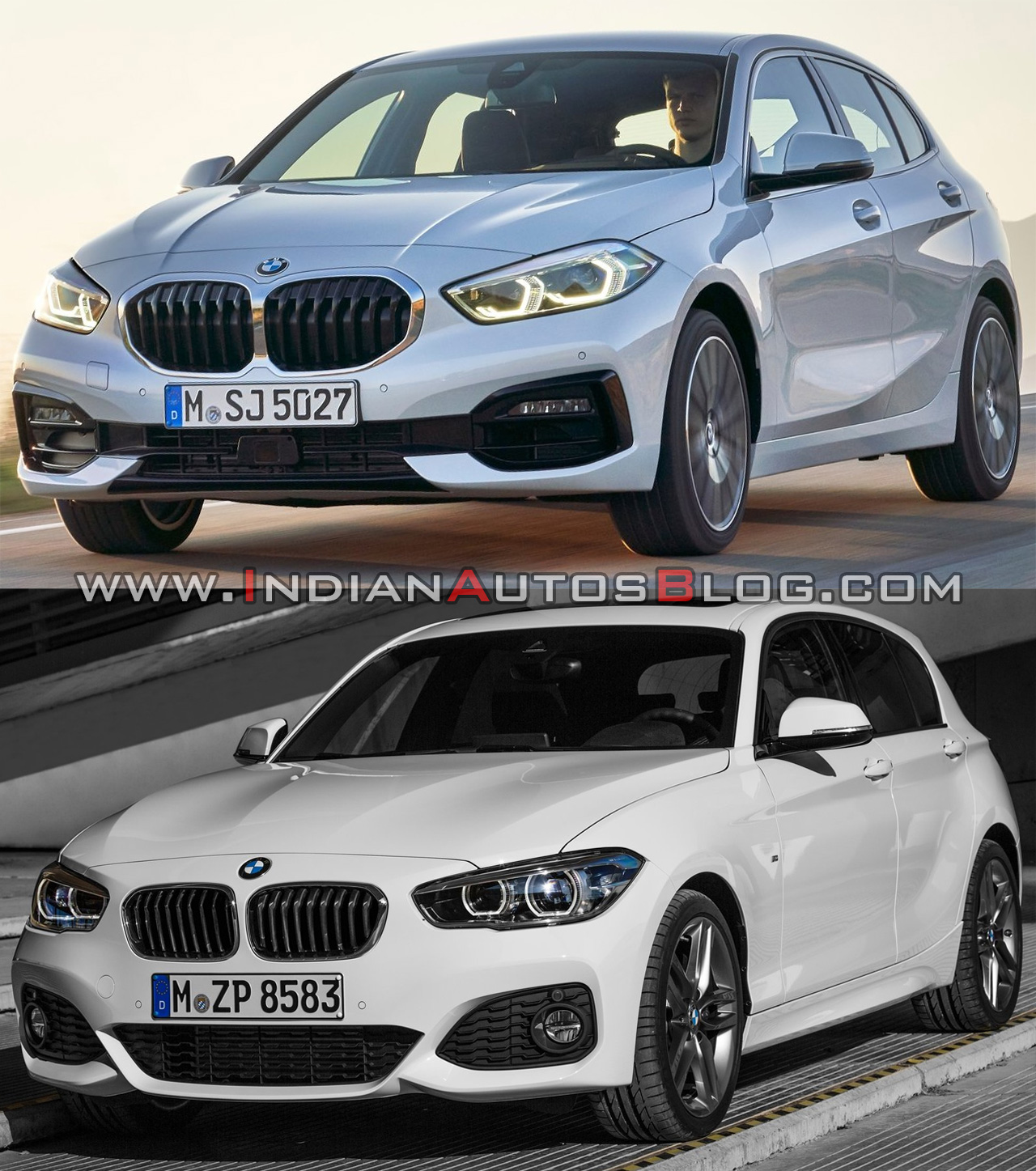2019 Bmw 1 Series Vs 2015 Bmw 1 Series Old Vs New