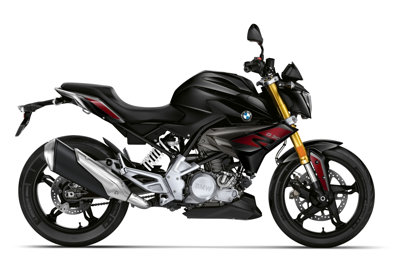 Bmw G 310 R And G 310 Gs Get New Colours