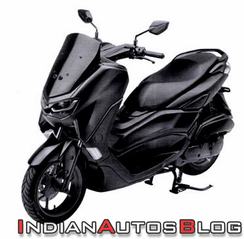 New Yamaha Nmax 155 Facelift Coming Sooner Than Expected