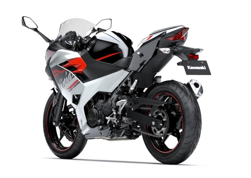 2020 Kawasaki Ninja 250 launched in Japan, priced at JPY 6