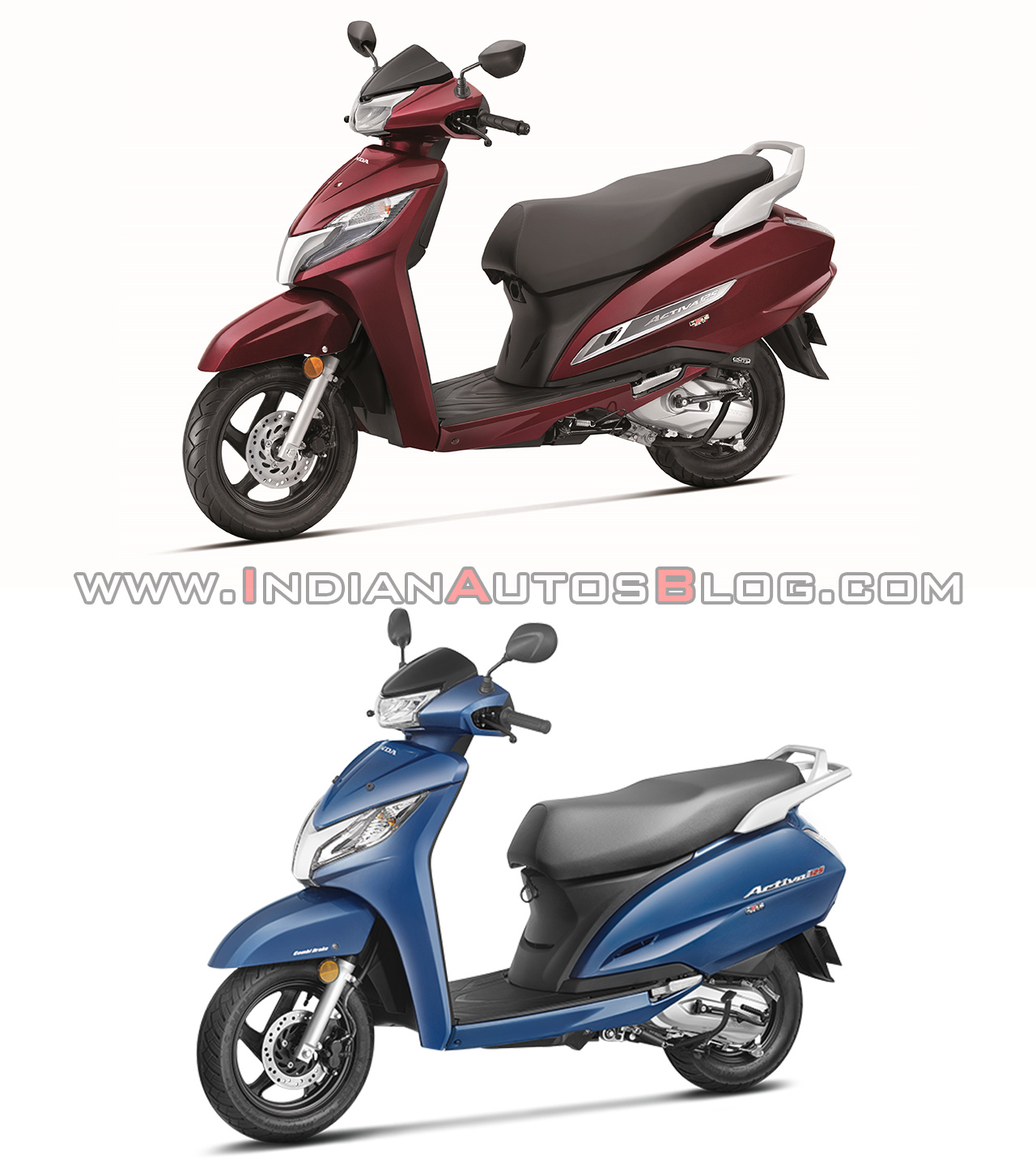 Bs Vi Honda Activa 125 Vs Bs Iv Honda Activa 125 Old Vs New