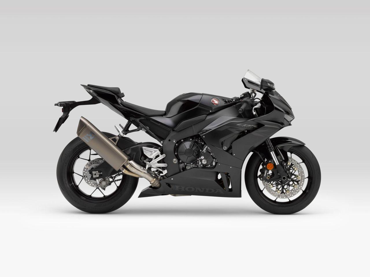 Exterior and Interior Honda Motorcycles New Models 2021