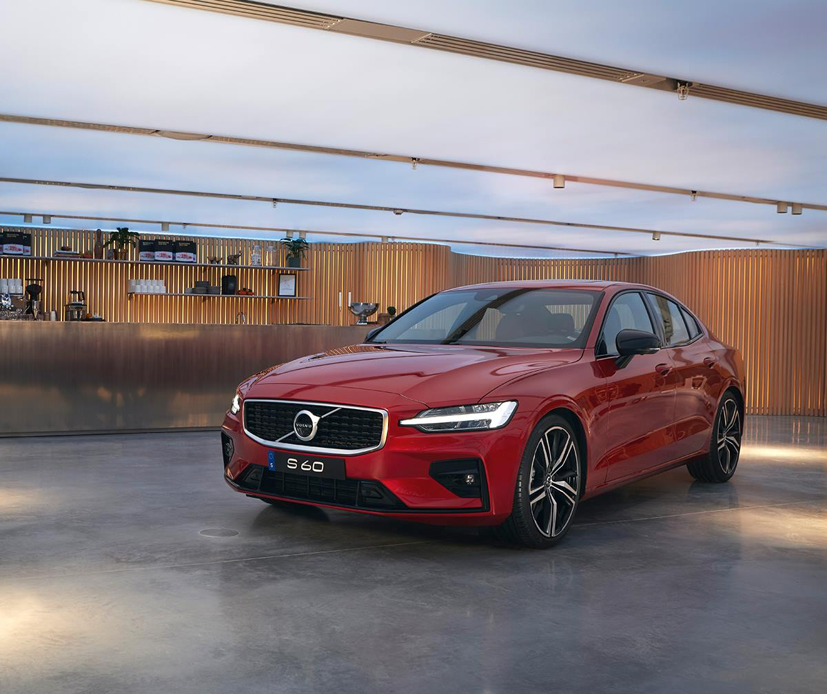 Exclusive All New Volvo S60 To Be Launched In India This Festive Season