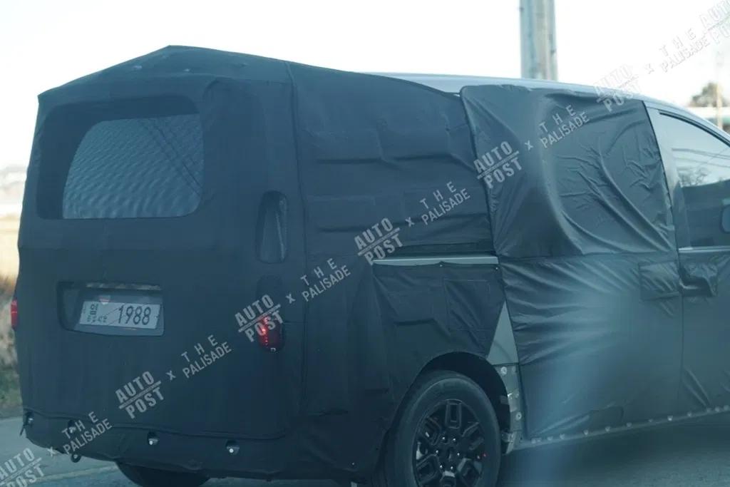 2021 - [Hyundai] H-1 / i800 / Starex III 2021-hyundai-h-1-2021-hyundai-starex-rear-three-qu-e25e