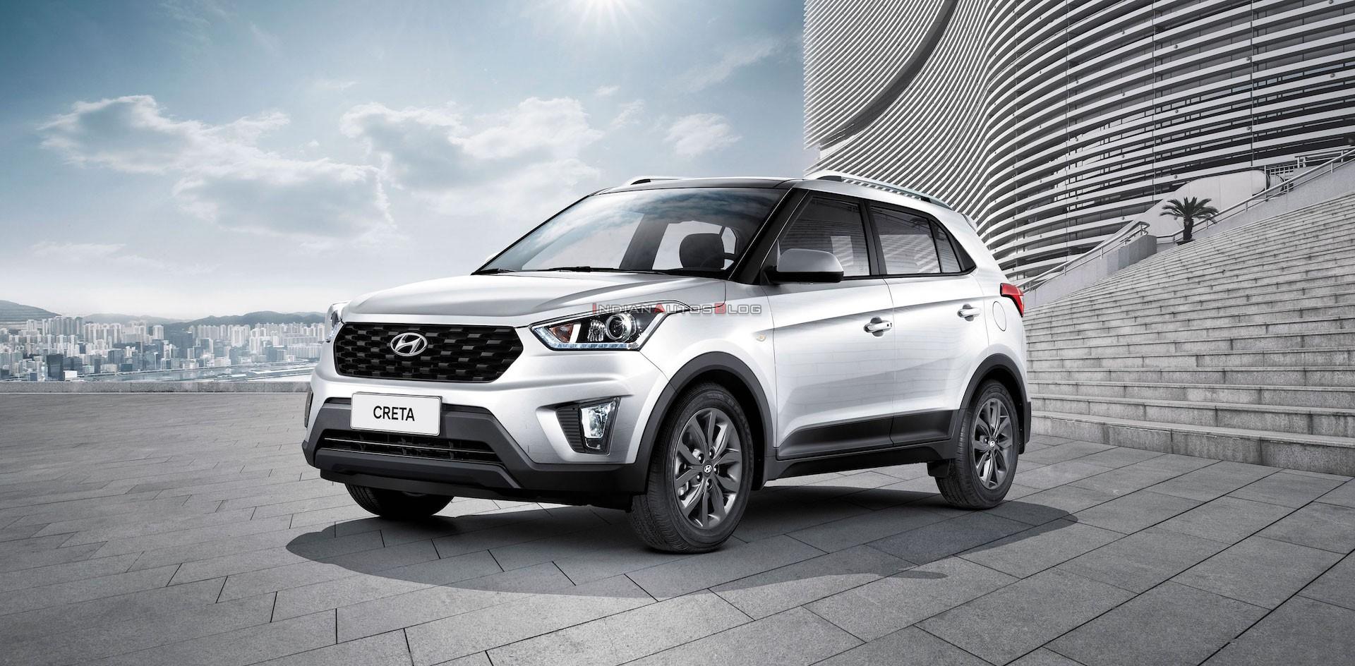 Hyundai Creta Gets A Facelift In Russia Iab Report