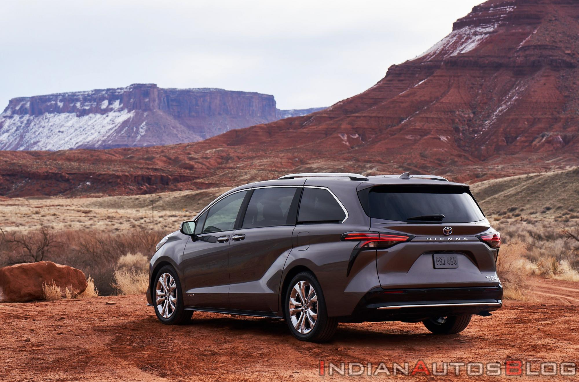 2021 toyota sienna mpv revealed is a direct kia carnival