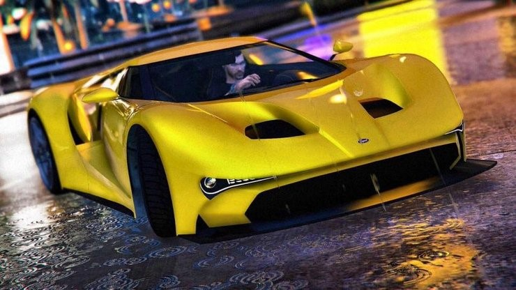 Gta 5 Got The Game For Free But Don T Know What To Buy Here Are 10 Fastest Supercars In Gta V And Online To Spend Money On