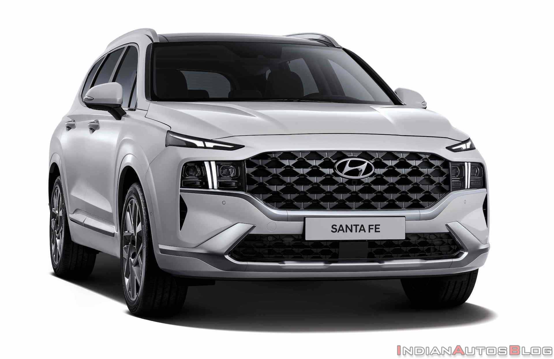 Hyundai Santa Fe breaks cover