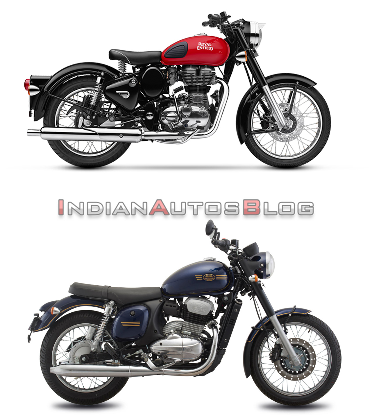 Jawa Forty Two Vs Royal Enfield Classic 350 Battle Of The Retro Classics