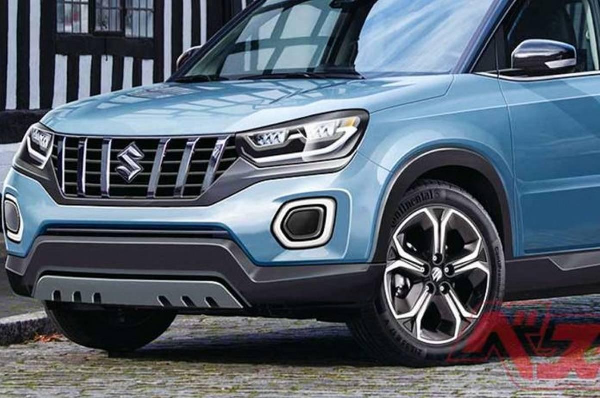 India-bound 2021 Suzuki Vitara Will Globally Premiere In ...