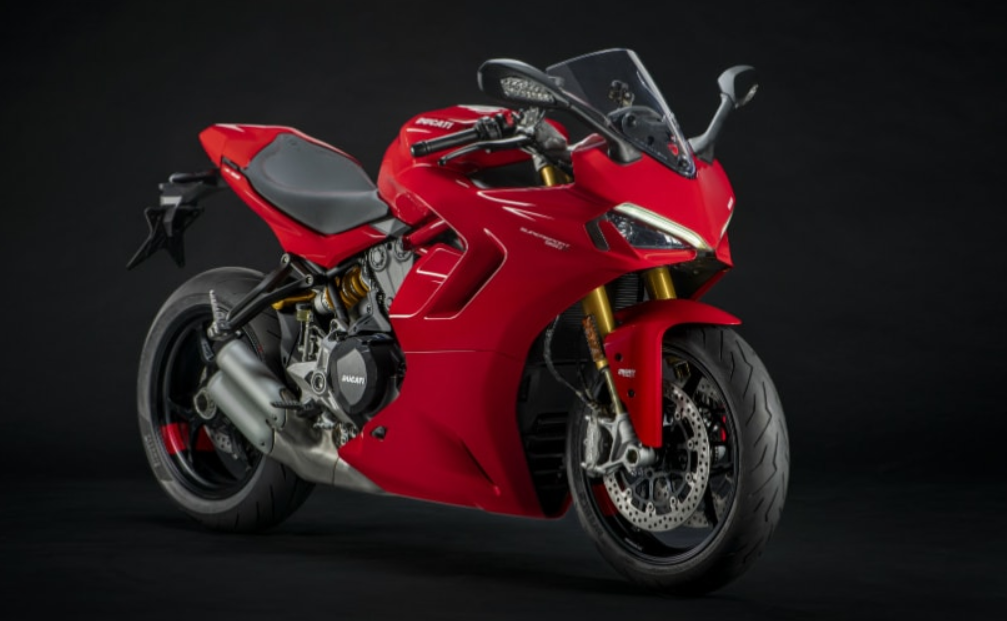 Bound 2021 Ducati SuperSport 950 Revealed