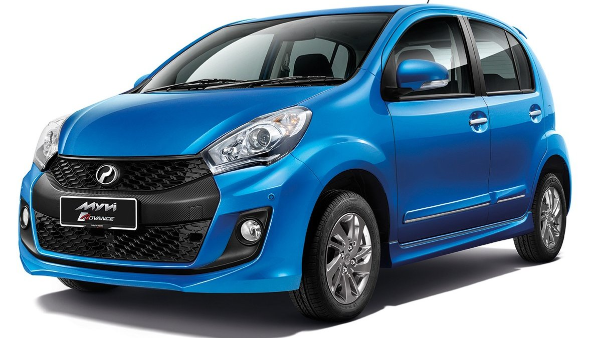 2015 Perodua Myvi (facelift) launched in Malaysia