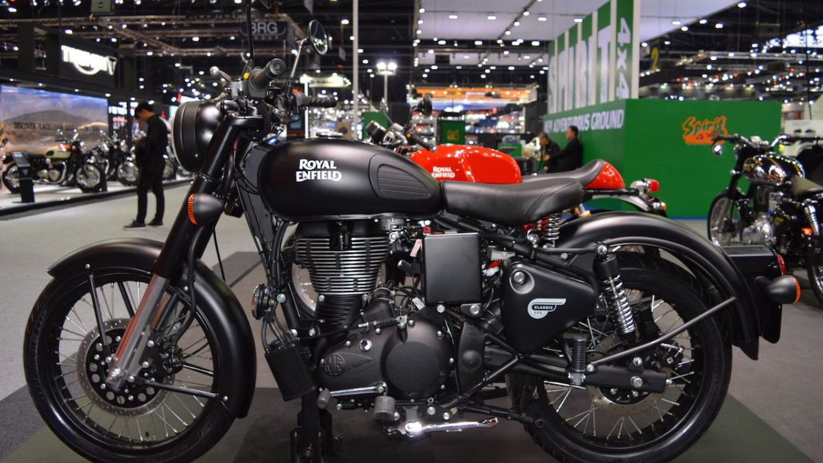 Sale Of 15 Limited Edition Royal Enfield Classic 500 Announced