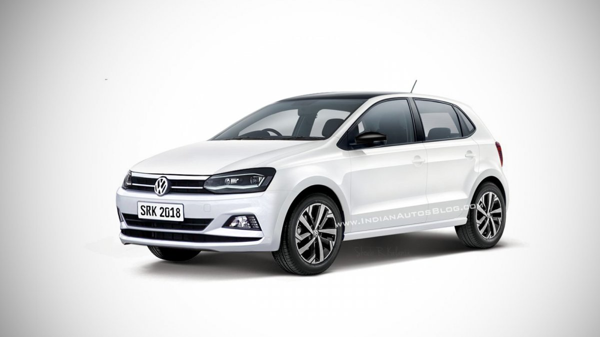 With Facelift Vw Polo And Gt Tsi Will Be Better Differentiated