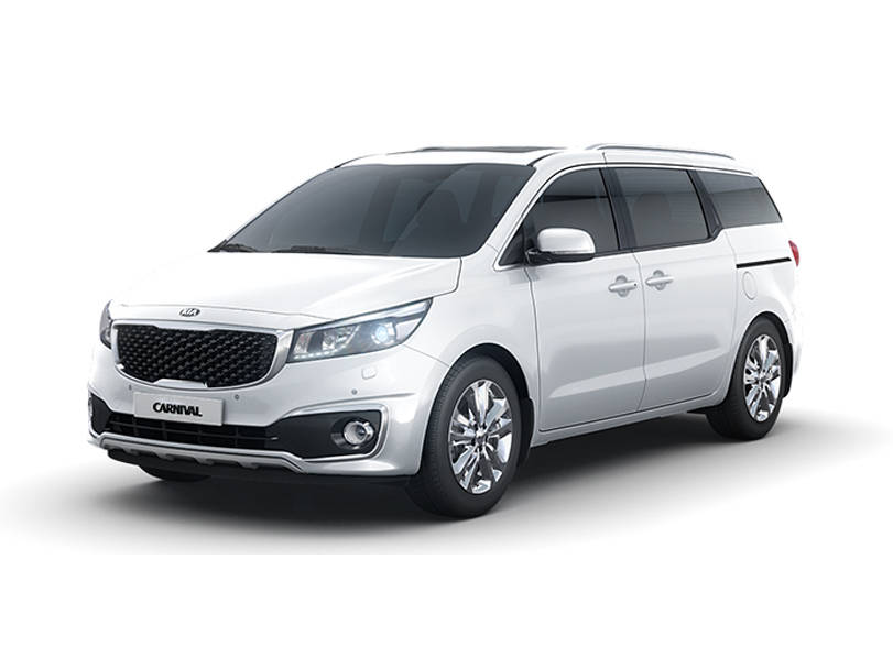 Kia Carnival To Be Sold In India In Four Trims Report