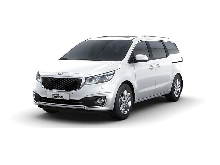 Kia Carnival To Be Offered In India In 3 Seating Configurations