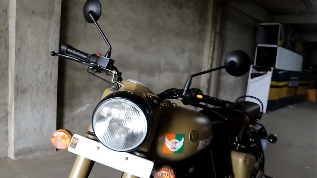 Check Out Bs Vi Royal Enfield Classic 350 Signals In Detail Video
