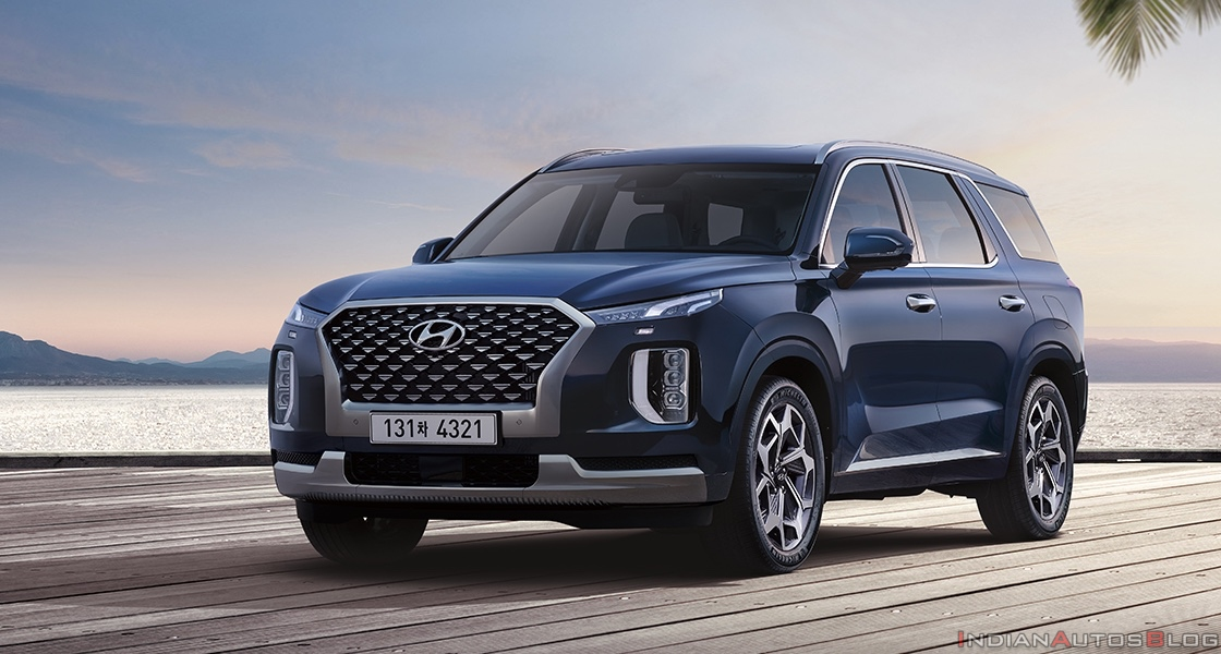 Hyundai Palisade Could Be Launched In India Be Locally Assembled Report