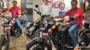 Jawa Perak bobber test ride starts at Mumbai dealership - Report