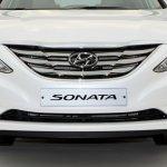 New Hyundai Sonata i40 - 1