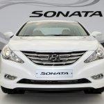 New Hyundai Sonata i40 - 2