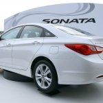 New Hyundai Sonata i40 - 4