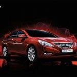 New Hyundai Sonata i40 - 5