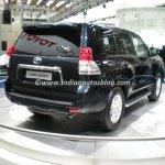 Toyota Land Cruiser Prado Frankfurt 2009