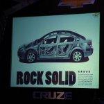 Chevrolet Cruze Presentation