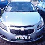 Chevrolet Cruze Shaun Malambo Siddhant Ahuja
