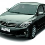 Toyota Corolla India