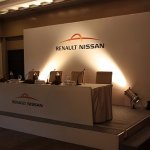 Nissan Renault India conference