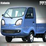 Tata Iris Pickup truck full size