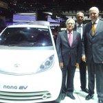 Tata Motors Nano EV-main