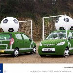Hyundai 2010 Football world cup i10 - 1