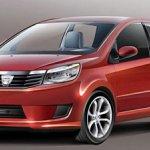 Dacia City car
