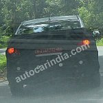 Hyundai RB spied india 2