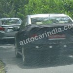 Hyundai RB spied india 3