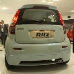 Maruti Suzuki Ritz Auto Expo