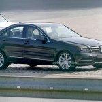 Mercedes Benz C-Class facelift