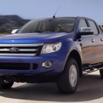 Next gen 2012 Ford Endeavour India 1