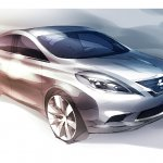 Nissan Micra sedan
