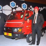 Piaggio Ape mini 0.5 truck india