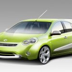 Smart Nissan Micra-2