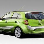 Smart Nissan Micra
