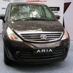 Tata Aria in India - 2